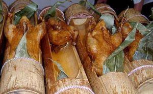 Little Cooking Saint – 0051 – Bamboo Chicken