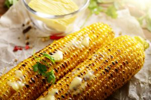 Little Cooking Saint – 0199 – Grilled Buttered Corn (g)