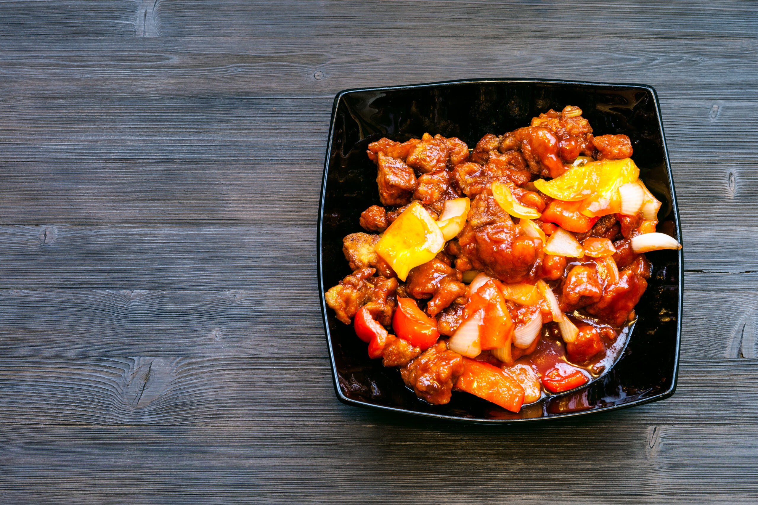 Little Cooking Saint – 0213 – Sweet & Sour Pork with Pineapple (e)