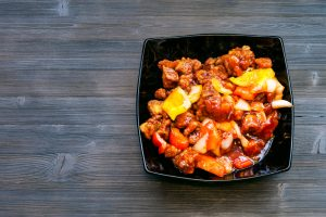 Little Cooking Saint – 0216 – Sweet & Sour Pork with Pineapple (h)