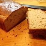 """Grain-Free """"White"""" Bread"""