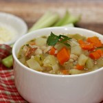 Hearty White Bean Soup