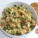 Chickpea Salad (or Un-Chicken Salad)