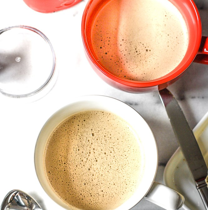 Bulletproof Coffee (Sweetened With Dates)