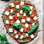 Broccoli Pizza Crust