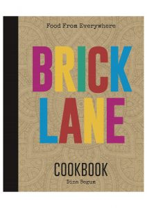 Brick Lane Cookbook cover