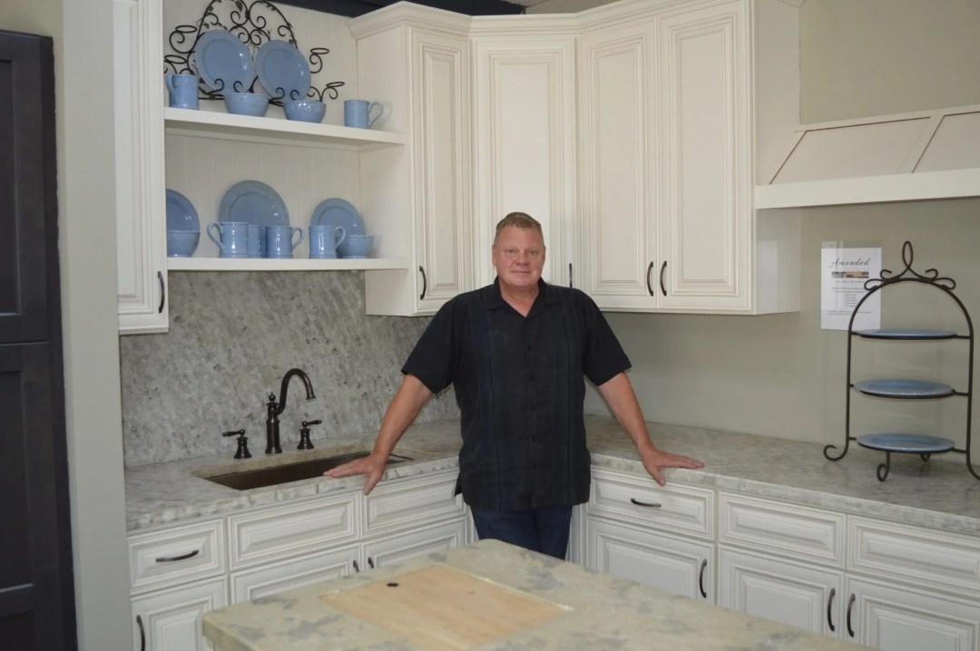 Steve Seipelt - Kitchen Envy Cabinets
