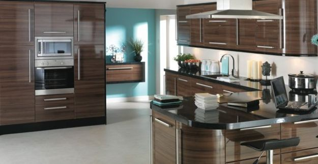 An Example of a Fitted Kitchen