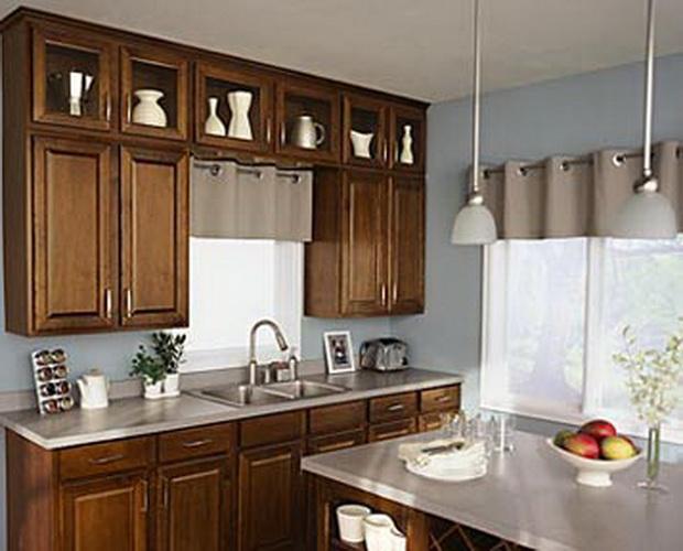 Birch Kitchen Aristokraft