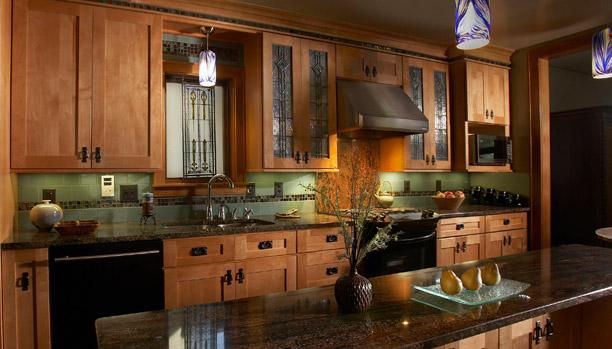 Custom Kitchens And Baths