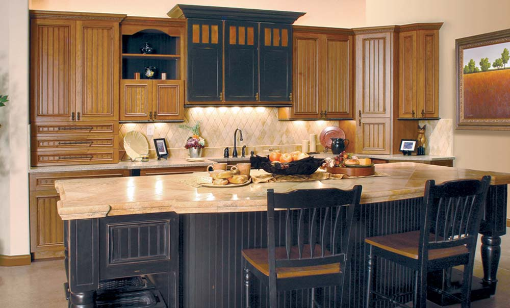 French Style Kitchens Design
