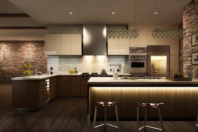 exhibition kitchens