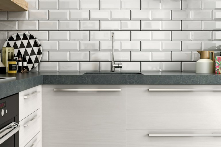 VitrA Miniworx kitchen tiles