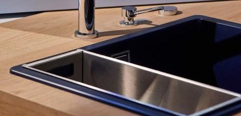 Kitchen Sinks Schock Millennial Dive undermount