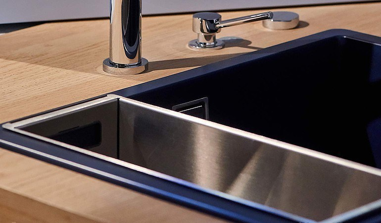Kitchen Sinks Schock Millennial Dive undermount