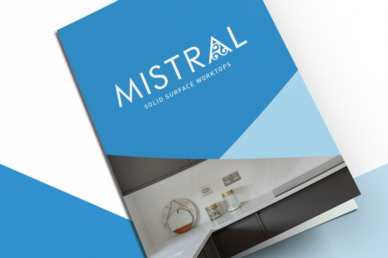 Karonie MISTRAL worktop brochure