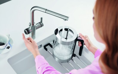 BLANCO EVOL-kitchen-smart_sustainable-tap