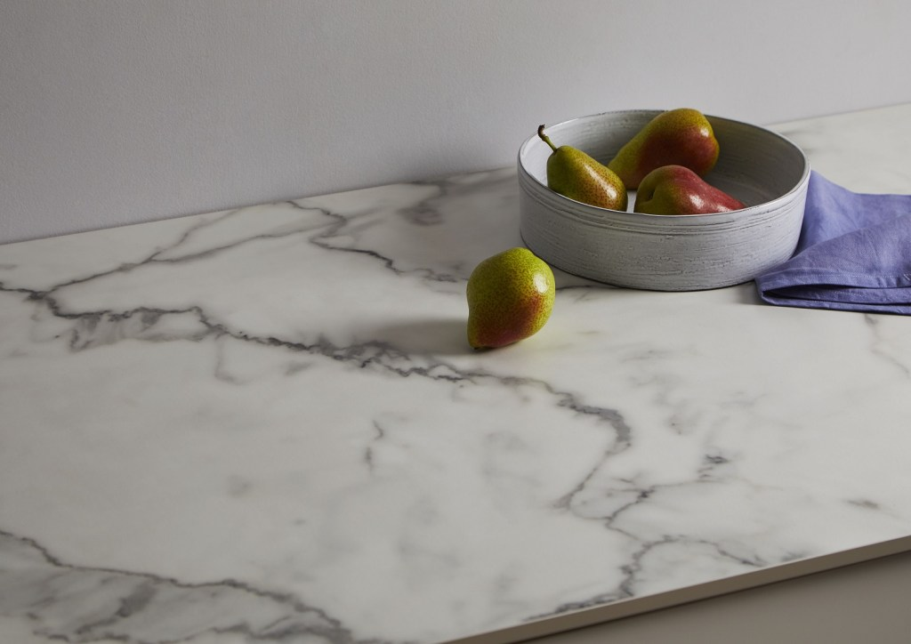 Calcutta Formica iconic engineered surface