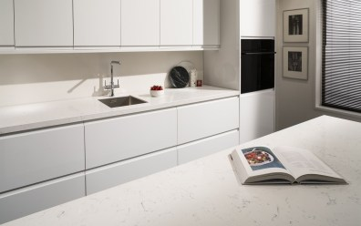 Maxtop Quartz - Alba worktops surfaces