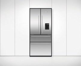 Quad door Four door fridge freezer Fisher & Paykel