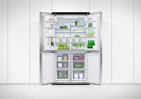 Fisher & Paykel Quad door Fridge freezer