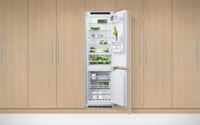 Fisher paykel 60cm integrated fridge
