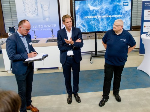 GROHE PVD Technology sustainable
