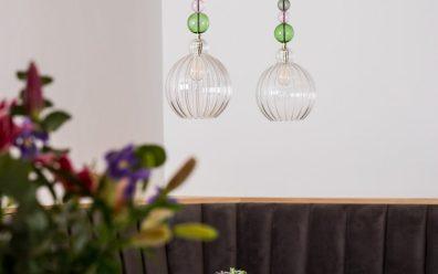 Glow Lighting handmade glass
