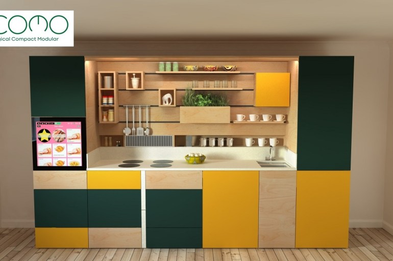 Millenials Kitchen Mascari Virtual Worlds