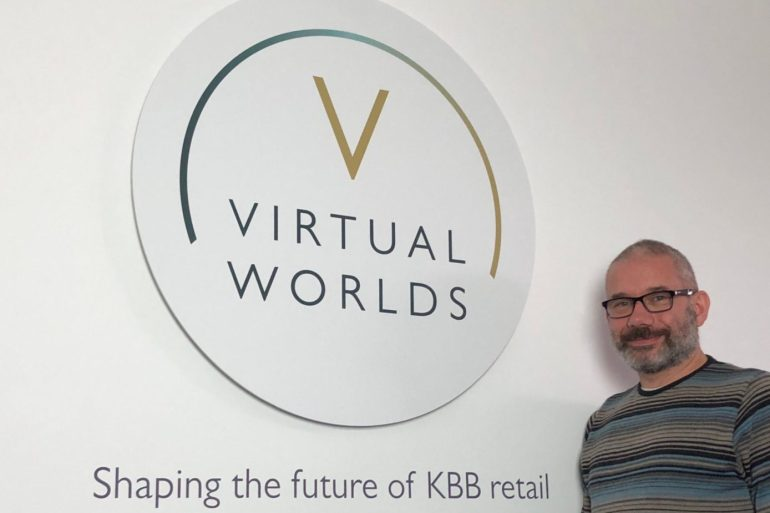 Virtual Worlds has put together a 3-step package to support manufacturers and retailers.