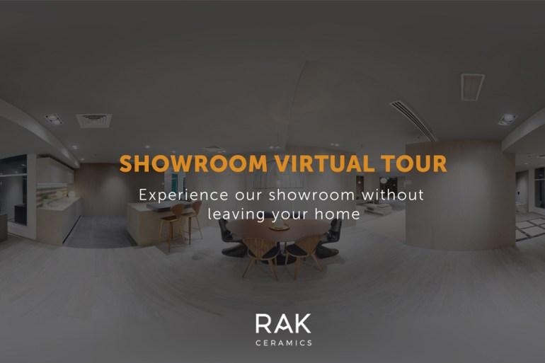 Virtual Showroom Tour RAK Ceramics