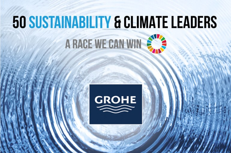 Climate Leaders Grohe sustainability