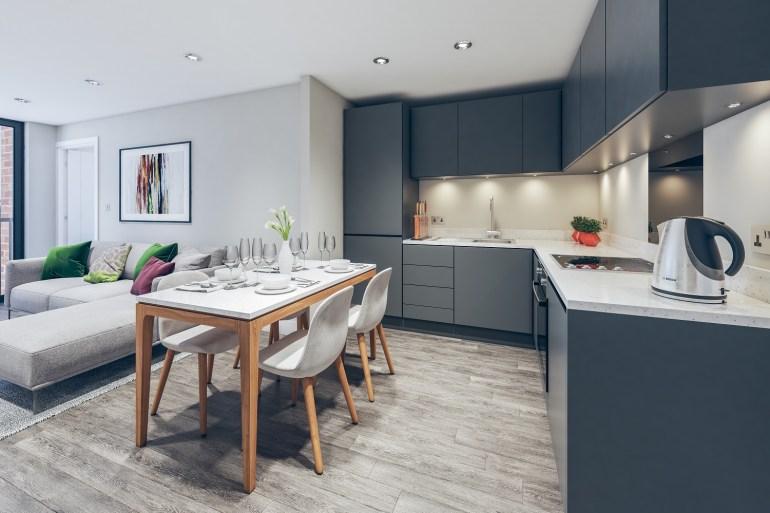 Romal Capital £100m waterfront development