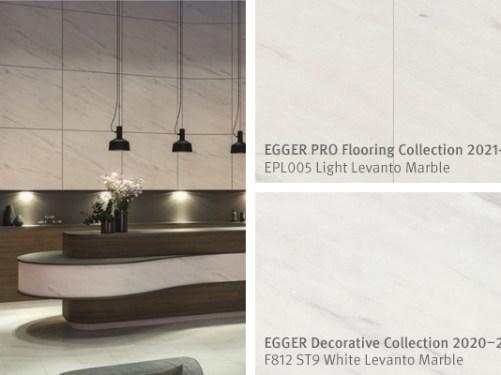 Interior Match range Egger matching flooring & furniture