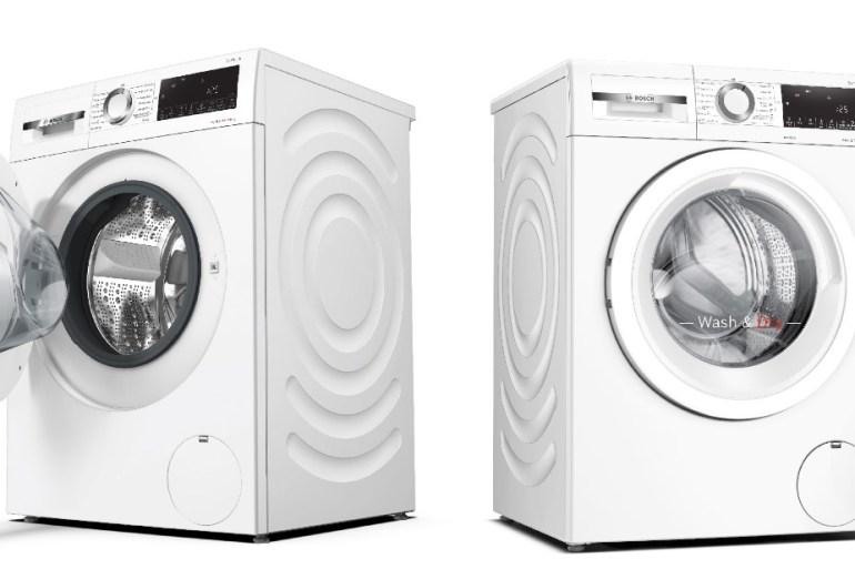 Bosch Two New Washing Machine