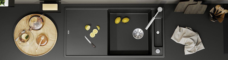Kitchen Sink Design Blanco Vintera