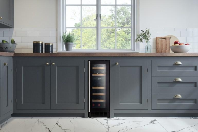 Rangemaster wine cabinet