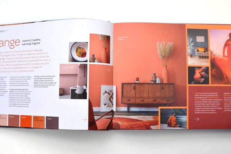 Crown Paints Interior Colour Book