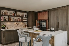 Charlie Smallbone Ledbury Marquetry Kitchen