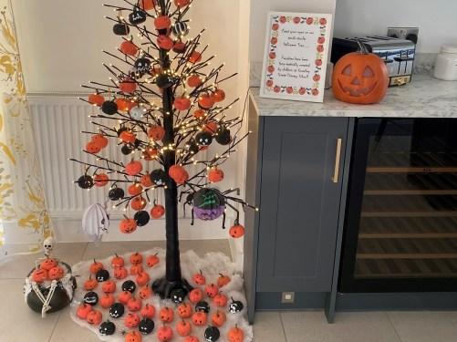 Lovell Homes Pumpkin Trees