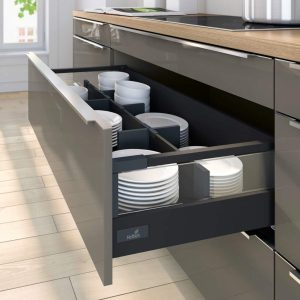 Complete Soft Close Drawers