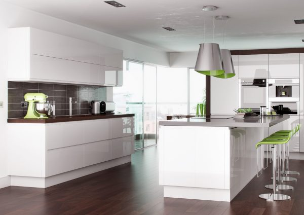 replacement gloss kitchen doors