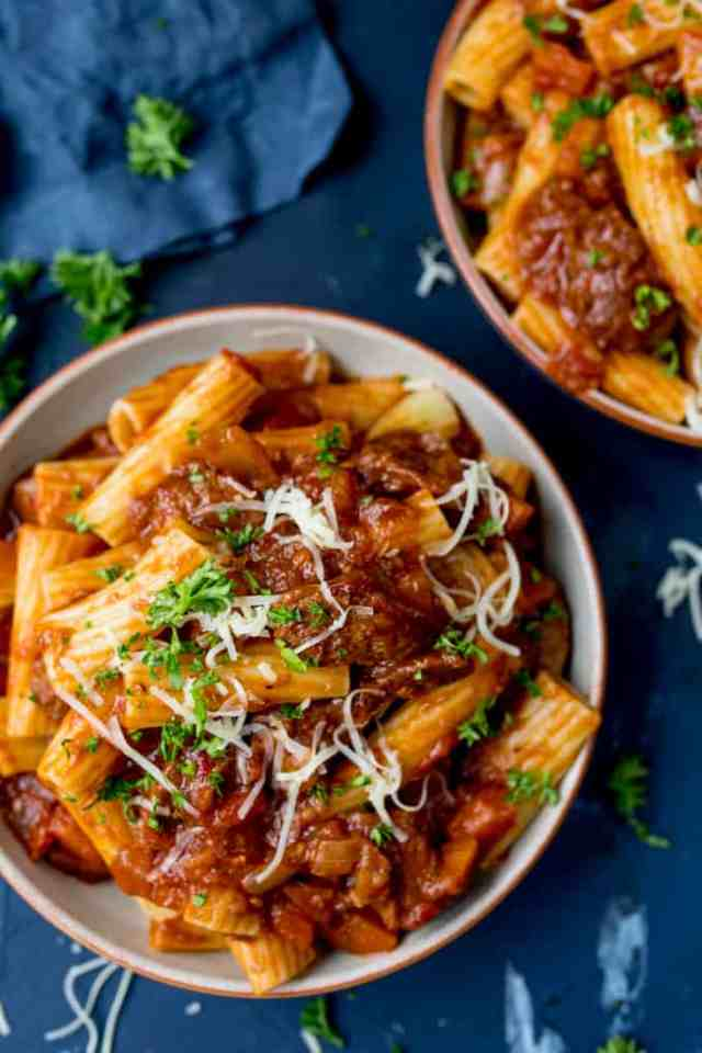 This Big Batch Beef Ragu With Pasta Easily Feeds 8 People You Can Make The