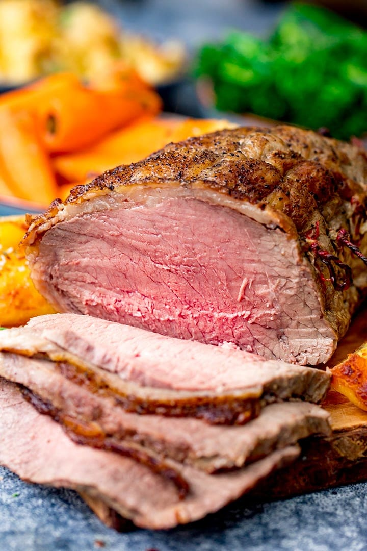 How to make the best roast beef dinner - with time plan ...