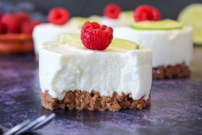 Limetten Cheesecake No Bake