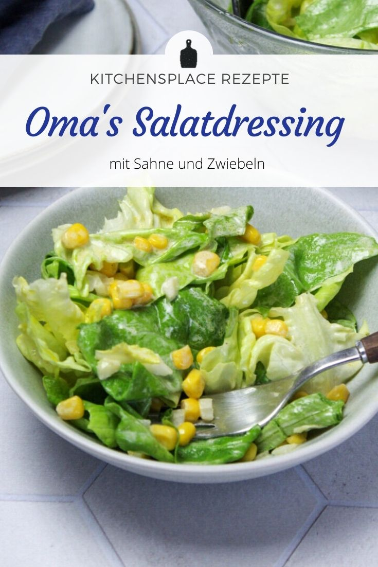 Oma's Salatdressing