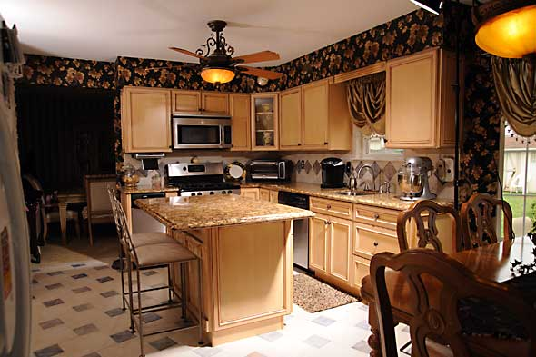 French Antique Glazed Kitchen Cabinets Kitchen Pro