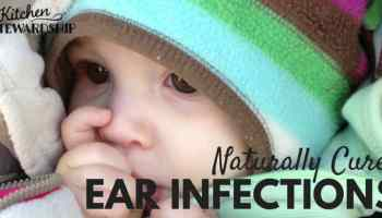 Natural Antibiotics to Cure Ear Infections and More
