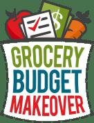 Image result for grocery budget makeover logo