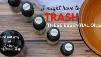Essential Oils are Effective but DO have Side Effects!